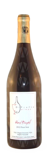 Di Profio Wines Ltd. Pinot Noir Hard Fought