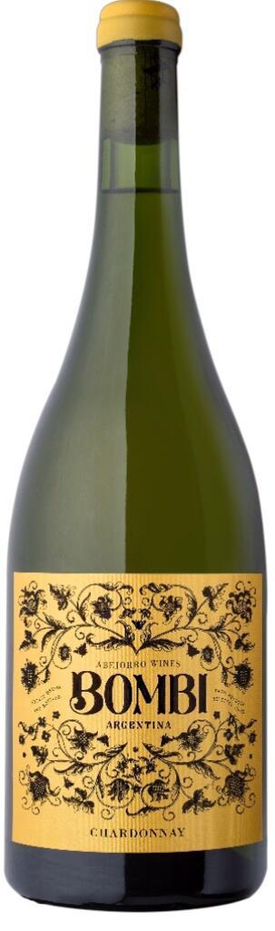 Abejorro Wines Bombi Chardonnay Bottle Preview