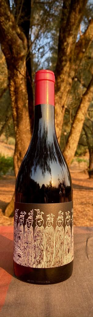 Tres Sabores Headline Red Wine Bottle Preview