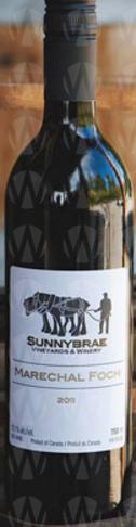 Sunnybrae Vineyards & Winery Marechal Foch