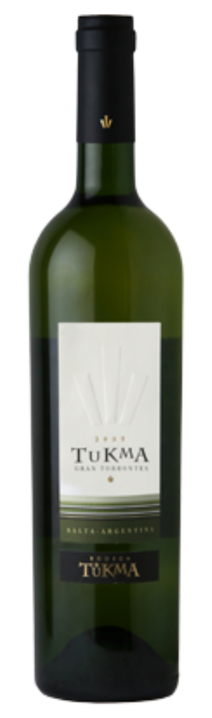 Bodega Tukma Gran Torrontés Bottle Preview