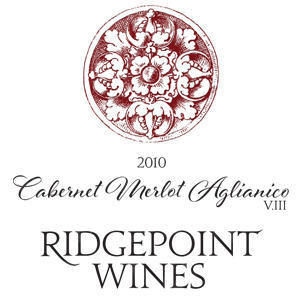 Ridgepoint Wines Cabernet Merlot Aglianico