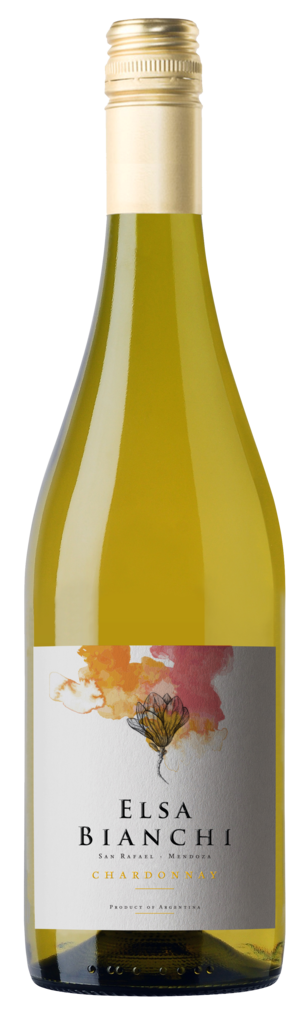 ELSA BIANCHI Chardonnay Bottle
