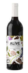 Summerhill Pyramid Winery Alive Organic Red
