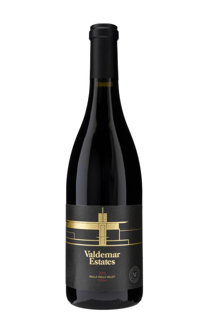 Valdemar Estates Walla Walla Syrah Bottle Preview
