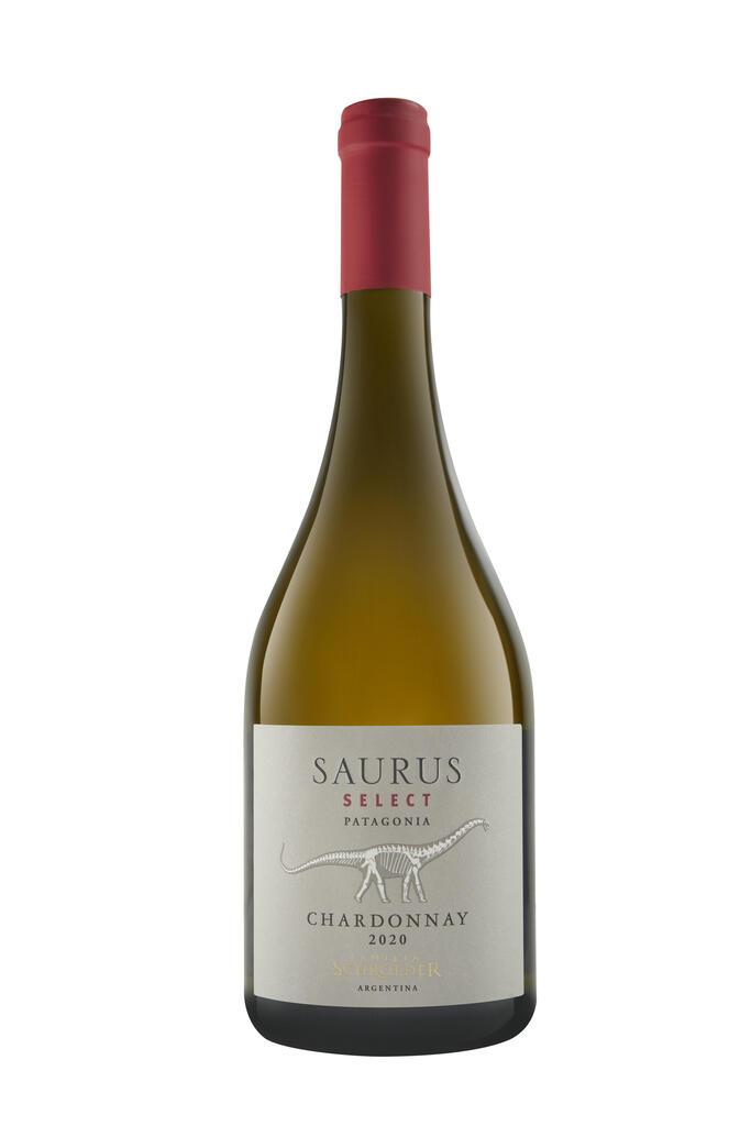 SAURUS SELECT Chardonnay Bottle