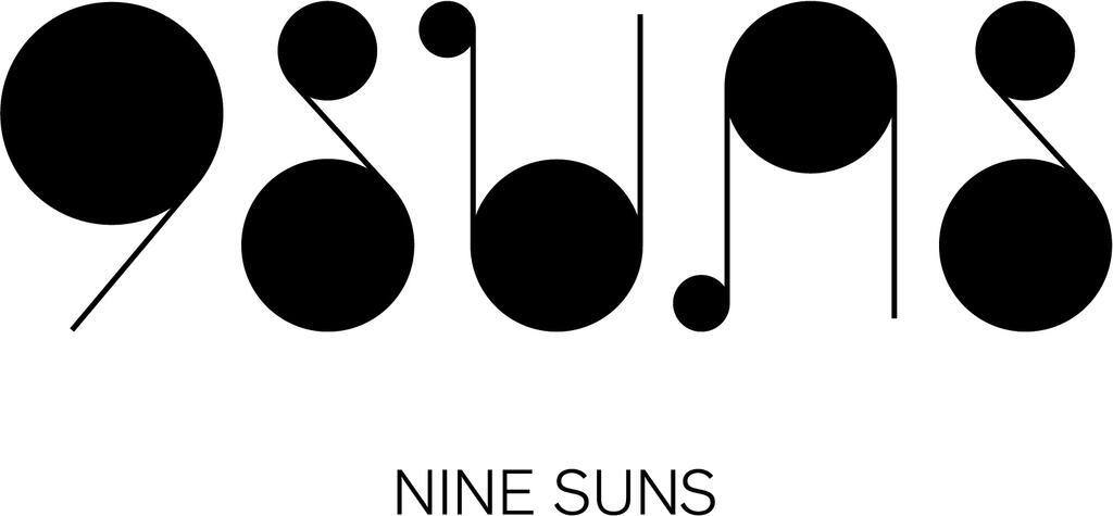 Nine Suns Logo