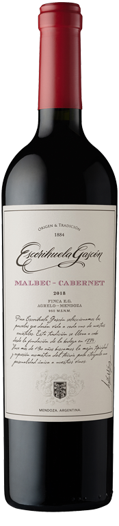 Escorihuela Gascón ESCORIHUELA GASCÓN - MALBEC/CABERNET SAUVIGNON Bottle Preview