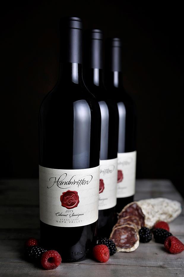 Handwritten Wines Cabernet Sauvignon, Stags Leap Bottle Preview