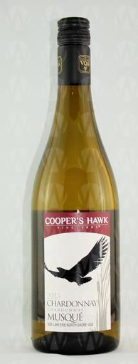 Cooper's Hawk Vineyards Chardonnay Musqué