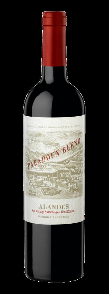 Alandes PARADOUX RED BLEND Bottle Preview