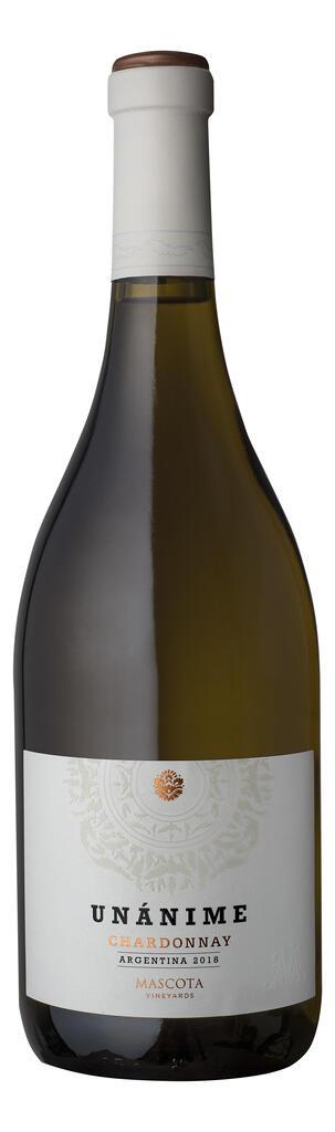 Mascota Vineyards Unanime Chardonnay Bottle Preview