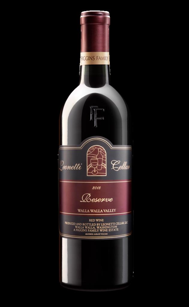 Leonetti Cellar Reserve Bottle Preview