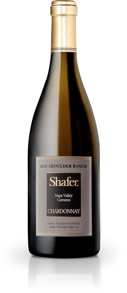 Shafer Vineyards Red Shoulder Ranch Chardonnay Bottle Preview