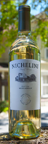 Nichelini Family Winery Muscadelle Bottle Preview