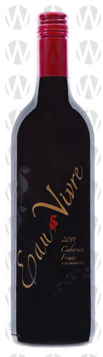 EauVivre Winery and Vineyards Cabernet Franc