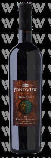 PondView Estate Winery Bella Terra Cabernet Sauvignon