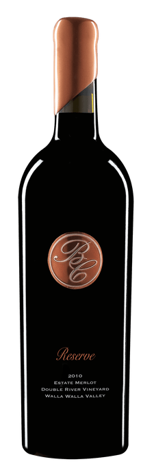 Basel Cellars Estate Winery Estate Reserve Merlot Bottle Preview