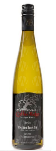 Coffin Ridge Boutique Winery Riesling Bone Dry
