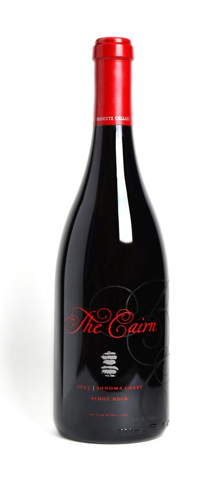 The Cairn Catie's Corner Vineyard RRV Pinot Noir Bottle