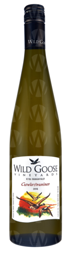 Wild Goose Vineyards Gewürztraminer
