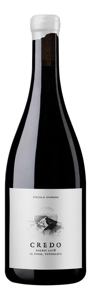 Escala Humana Wines CREDO Malbec El Peral Bottle Preview
