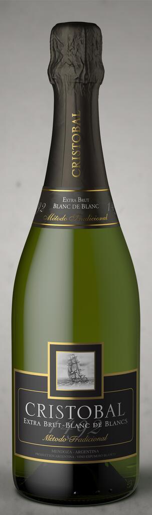 Bodega Don Cristobal Cristobal 1492 Extra Brut - Méthode Champenoise Bottle Preview