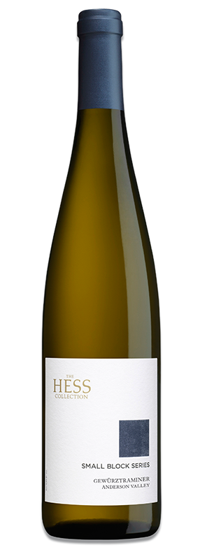 The Hess Collection Winery Mendocino Gewürztraminer Bottle Preview