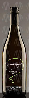Intrigue Wines Pinot Gris
