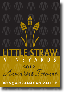 Little Straw Vineyards Auxerrois Icewine