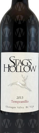 Stag's Hollow Winery & Vineyard Tempranillo