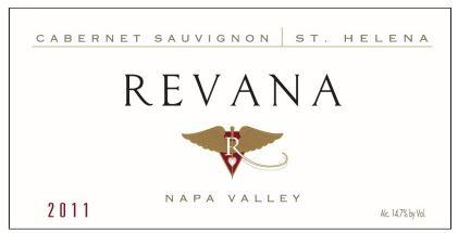 Revana Family Vineyard Cabernet Sauvignon Bottle Preview