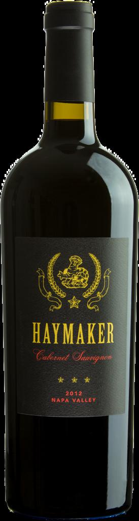 Haymaker Cabernet Sauvignon Bottle Preview