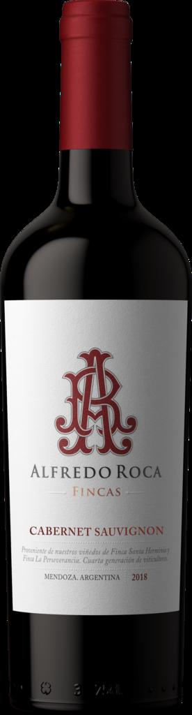Alfredo Roca Fincas Cabernet Sauvignon Bottle