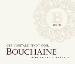 Bouchaine Vineyards Bouchaine Gee Vineyard Pinot Noir Bottle Preview