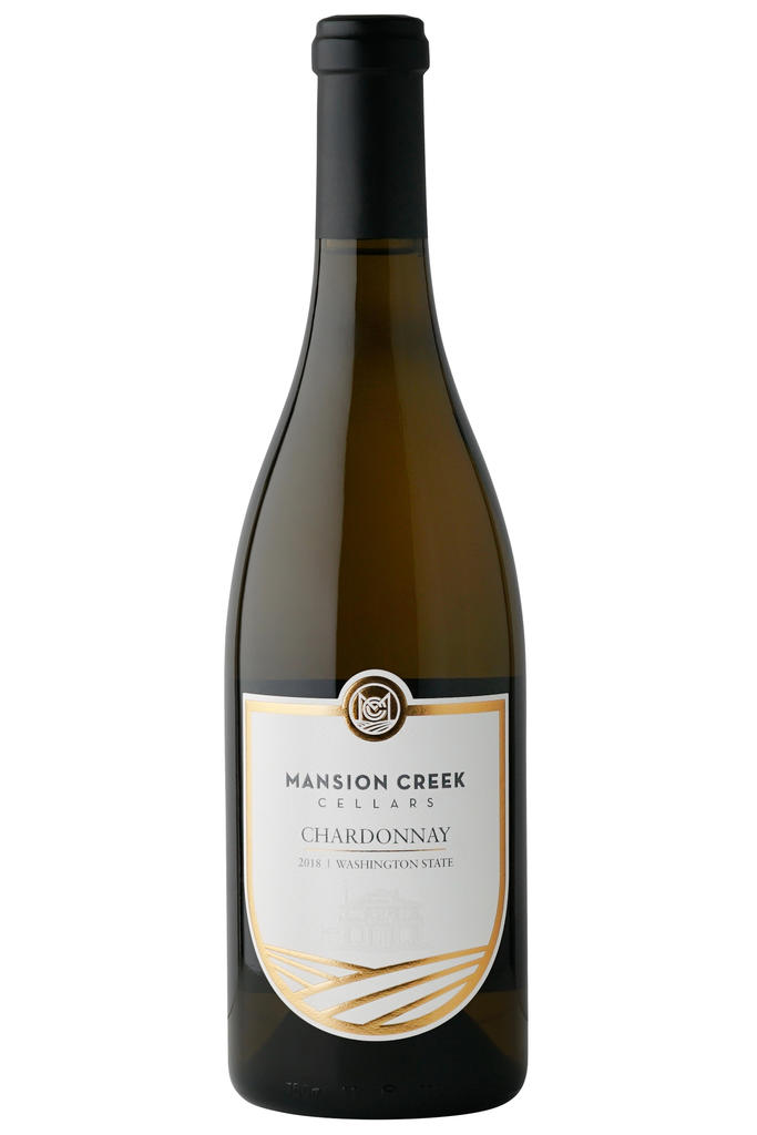 Mansion Creek Cellars Chardonnay Bottle Preview