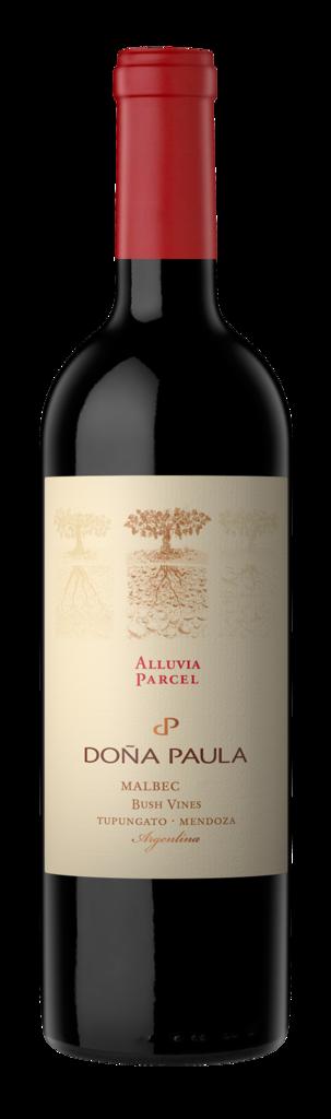 Doña Paula Parcel Alluvia Bottle