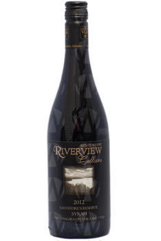 Riverview Cellars Estate Winery Salvatore's Reserve Syrah
