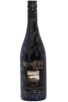 Riverview Cellars Estate Winery Salvatore's Reserve Syrah