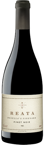 Jamieson Ranch Vineyards REATA ROSELLA'S VINEYARD SANTA LUCIA HIGHLANDS PINOT NOIR Bottle Preview