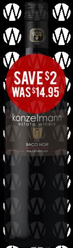 Konzelmann Estate Winery Baco Noir