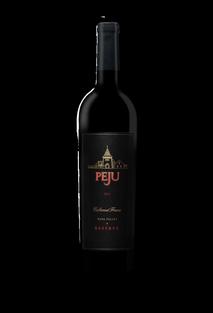 Peju Winery Cabernet Franc Reserve Bottle Preview