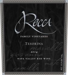 Rocca Family Vineyards Tesorina Bottle Preview