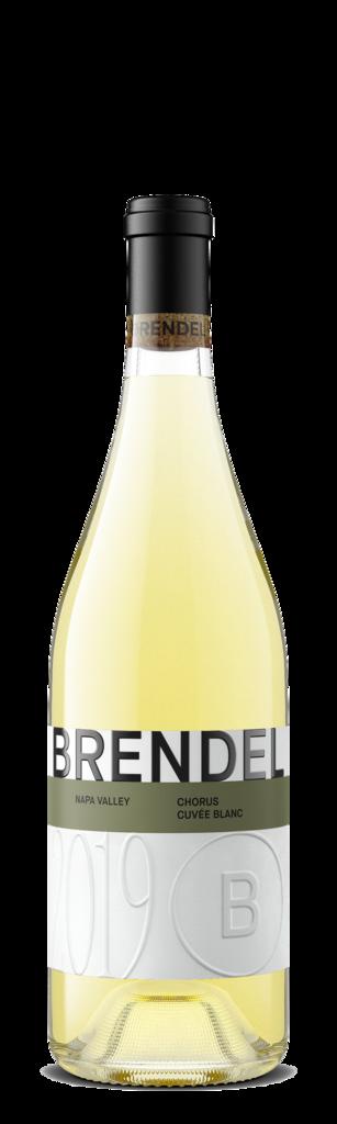 Brendel Wines Chorus Cuvée Blanc Bottle Preview
