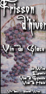 Vignoble La Romance du Vin Winter Frisson