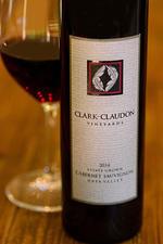 Clark-Claudon Vineyards Clark-Claudon Estate Cabernet Bottle Preview