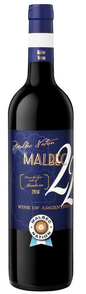 Malbec Nation Malbec Nation #22 - Reserve Wine - Bottle Preview