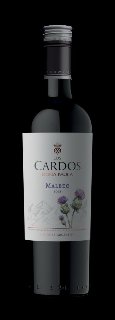 Doña Paula Los Cardos Malbec Bottle Preview