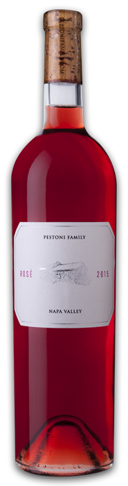 Pestoni Family Estate Winery Pestoni Family Rosé Bottle Preview