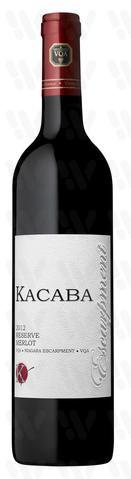 Kacaba Vineyards and Winery Reserve Merlot